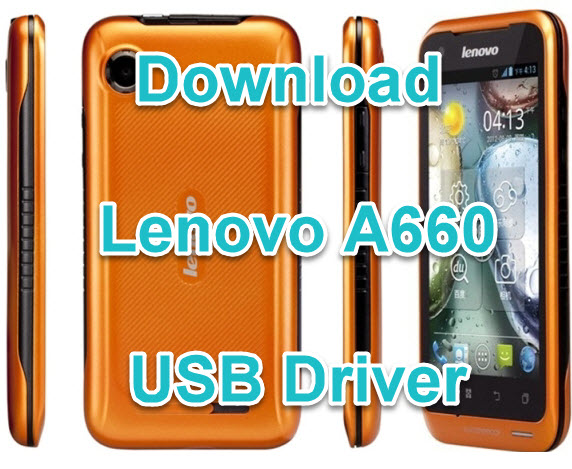 драйвер для Lenovo A660 скачать - фото 2